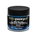 Pigmenty mPigmenty metaliczne do żywicy marki EcoPoxy od Rivertable.euetaliczne do żywicy marki EcoPoxy od Rivertable.eu