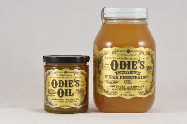 Olej do drewna Odie's